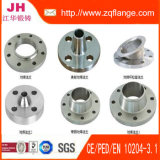 Galvanisation de zinc Zinc Carbon Steel Pipe Fifting Flange