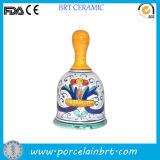 De godsdienstige Met de hand geschilderde Decoratieve Ceramische Klok van de Stijl