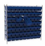 Caixa de plástico para armazenamento e classificação, compartimento de armazenamento (SF5120)