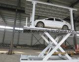 Charge lourde Parking ciseaux hydraulique de levage pour la vente