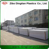 Utilisation de panneau de mousse de PVC pour construire Matrial