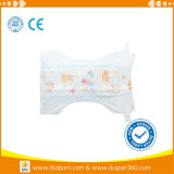 Fabricantes agradáveis descartáveis dos tecidos do bebê da absorção super