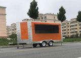 Alimenti a rapida preparazione mobili Van del motociclo professionale