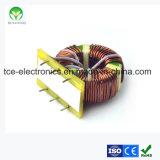 Inductor de la bobina de la base de ferrita para la fuente de alimentación