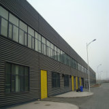 El costo de ahorro de luz Taller de prefabricados de estructura de acero (KXD-SCD181)