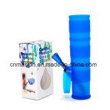 Tubo di fumo poco costoso del silicone per il tubo di acqua dell'olio del concentrato (DD2)