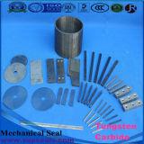 Anillo de sello resistente al carburo de tungsteno para juntas mecánicas