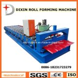 Dxカラー機械を形作る上塗を施してある壁の屋根の圧延