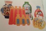 Plastikampullen-Flüssigkeit, welche die füllende Dichtungs-Verpackungsmaschine Fastfood- mit PVC/PE Flasche bildet