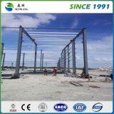 Entrepôt de structure métallique au Ghana