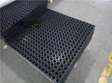 циновка резины предохранения от травы 1020*1020*13mm