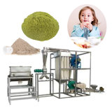 Aliments pour bébés normaux de boudineuse à vis de la CE doubles faisant la machine