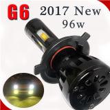 80W 8000lm 9-36V heißes Scheinwerfer-Motorrad H1 H7 H4 9005 des Verkaufs-LED 9006 LED-Scheinwerfer-Motorrad