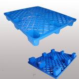 1100*1100 de Unidirectionele Doorgang van Hygeian van de lage Prijs en Verschepende Plastic Pallet