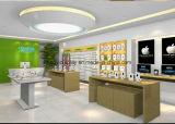 Téléphone mobile Shopfitting au détail, dispositif de système