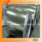 Chaud/a laminé à froid chaud ondulé de matériau de construction de feuillard de toiture plongé bobine en acier galvanisée/Galvalume