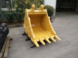 Xuzhou Shenfu Exkavator-Hochleistungswanne des Gleiskettenfahrzeug-Cat320 1.0cbm