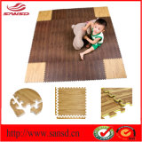 Циновки зерна пены ЕВА половых ковриков ЕВА Non-Запаха деревянные