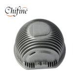 주문을 받아서 만들어진 알루미늄 던지기 가로등 램프 덮개