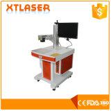 Máquina Handheld da marcação do laser da fibra do número de Vin