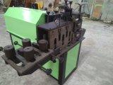 Máquina de gravação do ferro feito do metal para o aço do ferro