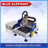 Mini 3D máquina Desktop do router do CNC 4040 para a fatura do sinal