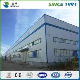 Diseño prefabricado de alta resistencia de la estructura de acero del metal