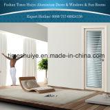 Foshan Nanhai vezes Huiye Casement portas de alumínio de boa qualidade