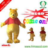 Hi fr71 Winnie The Pooh Mascot Costume