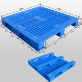 1300*1300 de grote Plastic Pallet van de Opslag van de Fabriek van de Grootte In het groot Goedkope