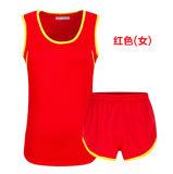 Do estoque atlético unisex respirável do vestuário de Healong esportes baratos que funcionam uniformes