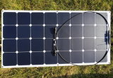 MotorhomeのためのSunpower 100Wの太陽電池パネル