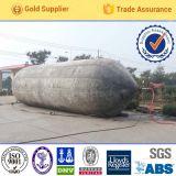 Flotante barco de salvamento de goma Airbag para el barco