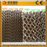 Jinlong Poultry Equipments Cool Pad para refrigeração