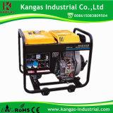 generatore diesel silenzioso di 6kw Cumminis da vendere