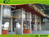 Mini Planta de molino de aceite de salvado de arroz con la ISO, CE