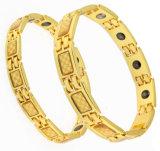 GroßhandelsKallaite Edelstahl-Energie-Armband