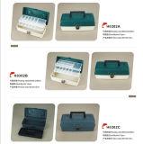 Напольная пластичная многофункциональная коробка снасти рыболовства