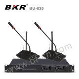 2중 채널 UHF Pll 무선 회의 시스템