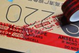 Cinta modificada para requisitos particulares del embalaje de la seguridad de la buena calidad del surtidor de China