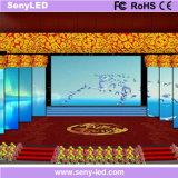 Seamless Die-Casting plein écran à affichage LED de couleur pour le stade de la publicité vidéo en arrière-plan