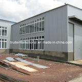 Prefab/pré-fabricou o armazém de aço para o uso do armazenamento