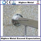 Base/inferriata/balaustra del corrimano dell'acciaio inossidabile