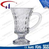 mini tazza di vetro incisa 55ml per caffè (CHM8160)