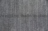 Scegliere parteggiato a strisce parteggiato spazzolato e singolo, tessuto di T/R tinto filato, 250GSM, 63%Polyester 33%Rayon 4%Spandex