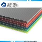 Scheda vuota Anti-UV del tetto del policarbonato per materiale da costruzione