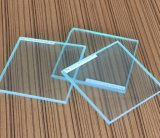 Extra Clear Siver Acid Etched Glass / Clear Float Acid Etched Glass