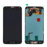 Samsung S5 검정을%s Pantalla De Samsung S5 흑인 LCD+Touch