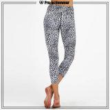Pantaloni alla moda caldi di compressione delle donne dei vestiti di forma fisica