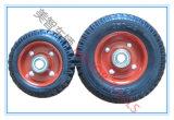 6X2 농업 기계 타이어 단단한 고무 바퀴